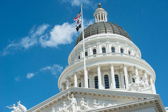 California State Capital - Sacramento, CA