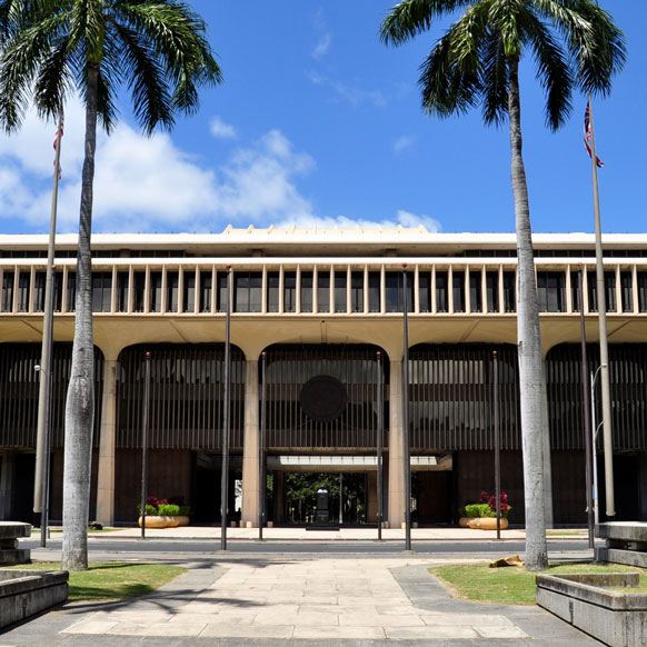 Hawaii capitol building