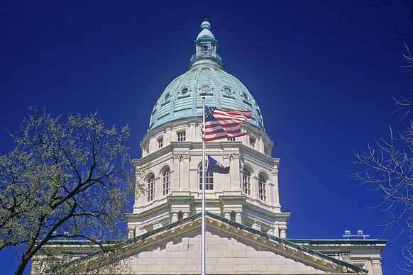Kansas capitol building