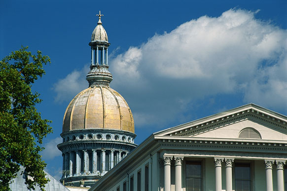 New Jersey state house building