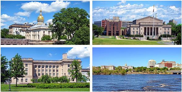 Trenton - New Jersey state capital photos